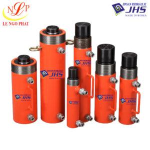 JDC-1000300 Kích thủy lực 2 chiều 1000 tấn hành trình 300 mm